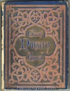 Book Cover: Greens Nursery Annual 1847