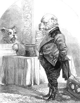 1857 The Old-Fashioned Dog by Harrison Weir