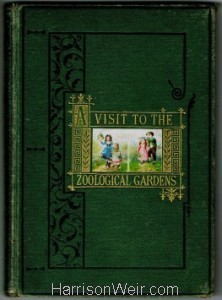 Book Cover: A Visit to the Zoological Gardens