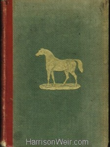 Book Cover: Horses and Hounds 1858