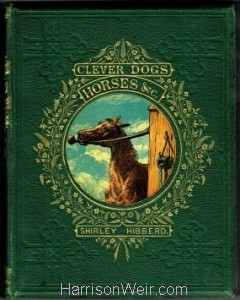 Book Cover, Clever Dogs, Horse etc by Shirley Hibberd