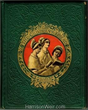 Book Cover: The Children's Friend 1869