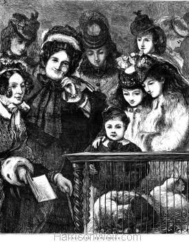 1871 Dec Cats and Cat Shows