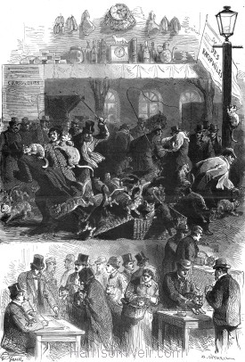 1875 Course Des Chats Brussels