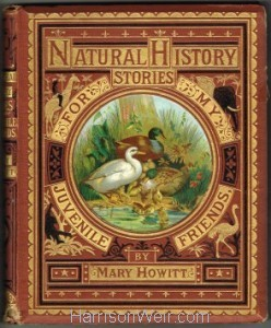 Book Cover Natural History Stories for my Juvenile Friends