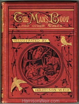 Book Cover: The Man's Boot and Other Tales