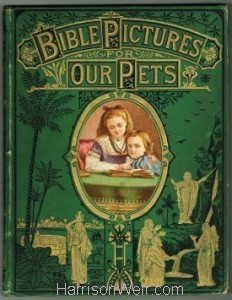 Book Cover: Bible Pictures for Our Pets