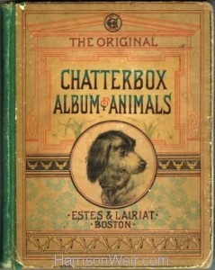 Book Cover: The Original Chatterbox Album of Animals