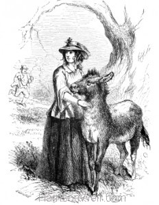 1879 Jack's kind friend, by Harrison Weir