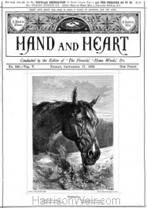 "1880: Hand and Heart, featuring ""Ronald"" by Harrison Weir"