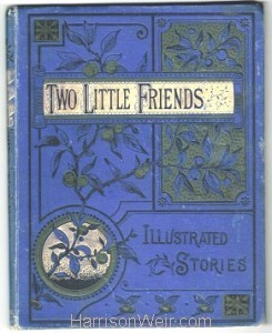 Book Cover: Two Little Friends