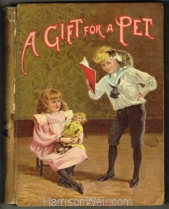 Book Cover: A Gift for a Pet