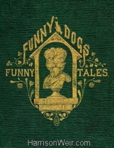 Book Cover Logo: Funny Dogs with Funny Tales