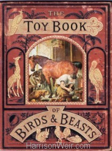 Book Cover: The Toy Book of Birds & Beasts